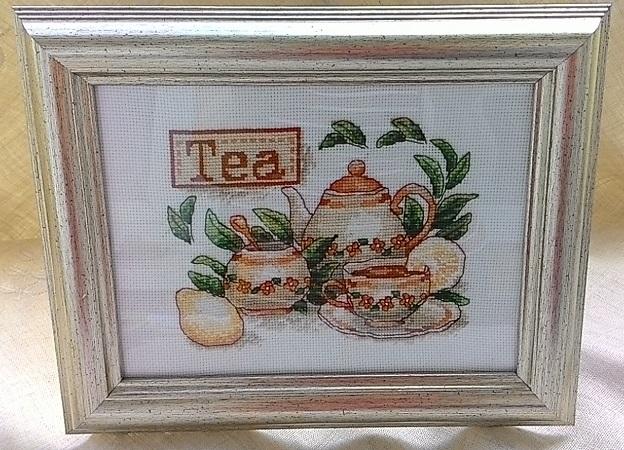 obrazek herbaciany