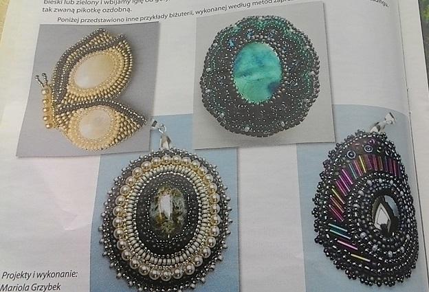 biżuteria beading