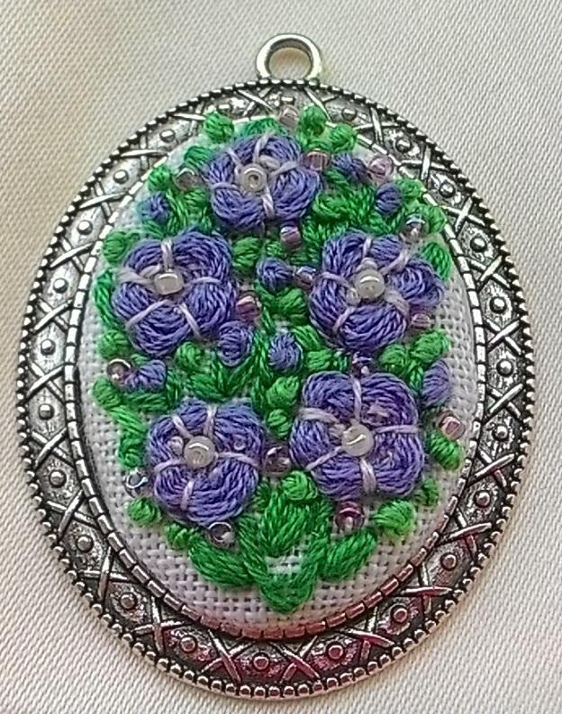 medalion dla Ani