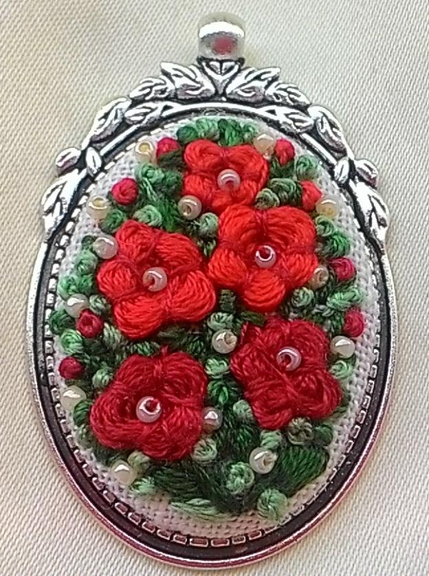 medalion pani Małgosi