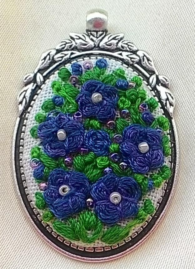 medalion Agaty